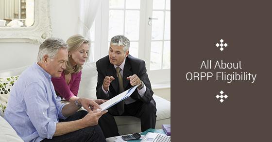 Ontario Retirement Pension Plan